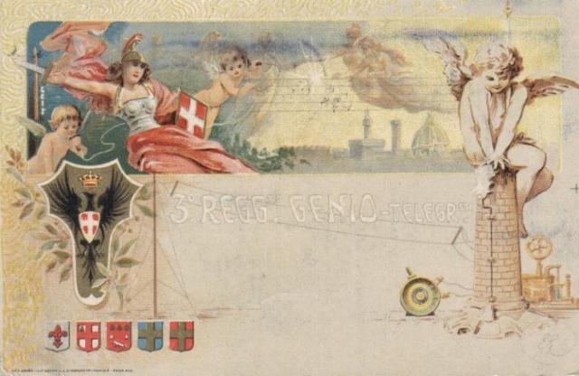 3* Reggimento Genio Telegrafisti - Firenze Football Club